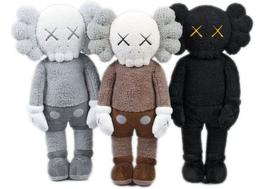 Holiday Hong Kong Plush (Set of Three)