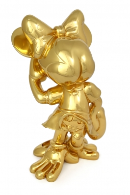 Meanie Mouse (gold)