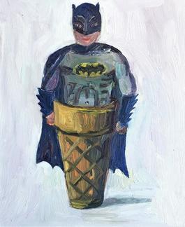 Batman Ice Cream
