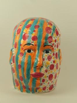 Patterned Head