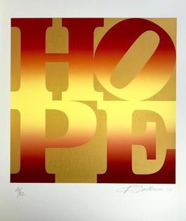 Autumn, Four Seasons of Hope, Gold Portfolio