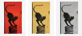 Cat Stack Series, 2006