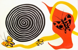 Butterflies and Spiral, 1975