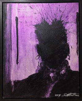 Shadow Head Portrait