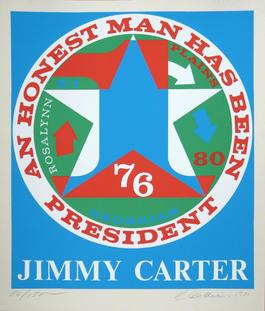 An Honest Man has been President, Jimmy Carter