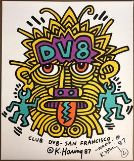 Club DV8- San Francisco Announcement
