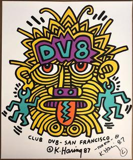 Club DV8- San Francisco Announcement