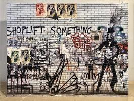 Shoplift Something, May 10, 1986