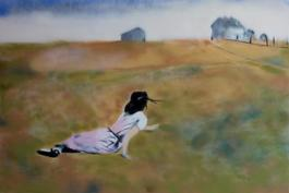 Christina (After Andrew Wyeth)