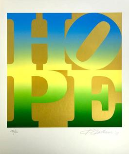 Spring, Four Seasons of Hope, Gold Portfolio