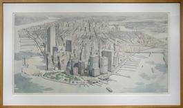 Manhattan View, Battery Park