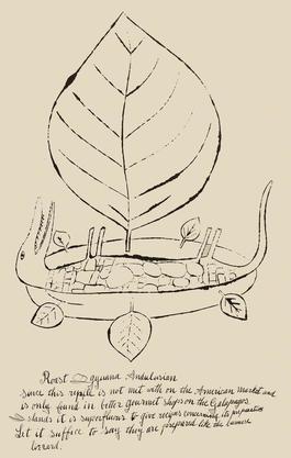 Roast Igyuana Andulsion