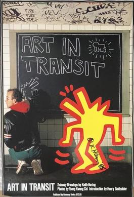 Art in Transit, Book Release Announcement