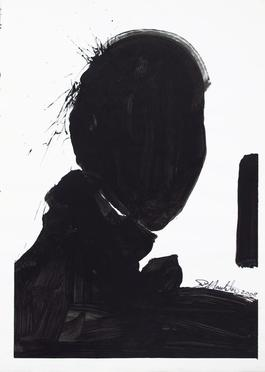 Shadow Head Portrait