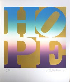 Summer, Four Seasons of Hope, Gold Portfolio