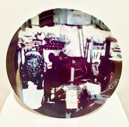 Bull Dog, Guggenheim Retrospective Limited Edition Plate