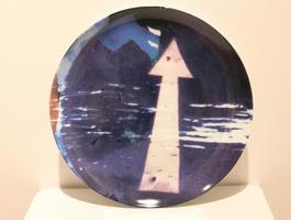 Arrow, Guggenheim Retrospective Limited Edition Plate