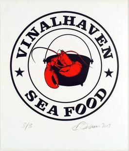 Vinalhaven Seafood (Light Red)