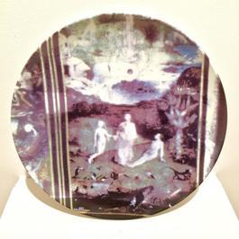 Venus, Guggenheim Retrospective Limited Edition Plate