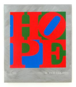 HOPE Red Green Blue