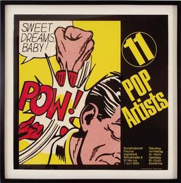 Sweet Dreams Baby!, 11 Pop Artists