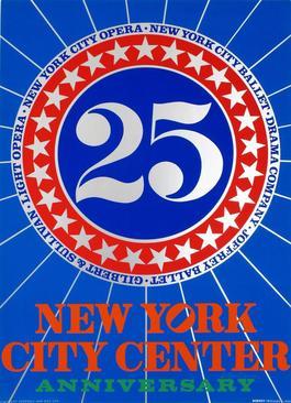 New York City Center 25th Anniversary