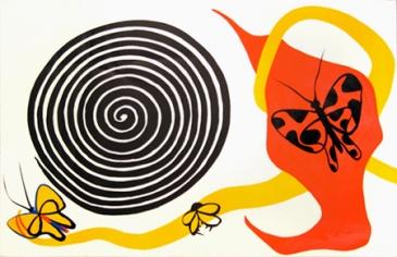 Butterflies and Spiral, 1975