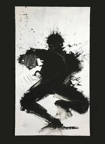 Jumping Shadow, Boxing Shadowman