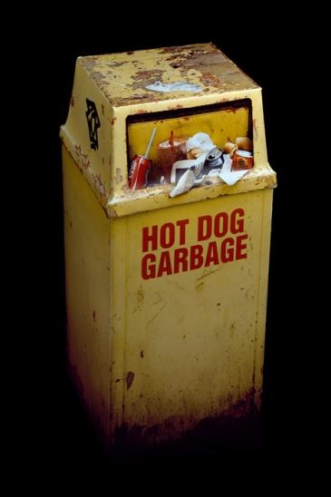 Hot Dog Garbage, 2010