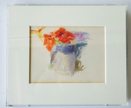 Untitled, Flower in a Vase