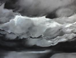 Untitled (large clouds)