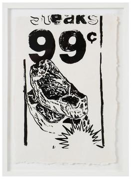 Steaks 99 CENTS (F/S CAT. # IIIA.68)