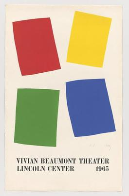 Vivian Beaumont Theater, Lincoln Center