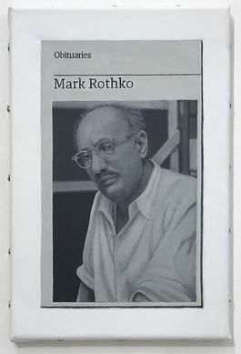 Obituary: Mark Rothko