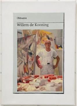 Obituary: Willem de Kooning