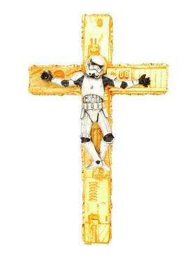 THE LONG SUFFERING TROOPER (GOLD)