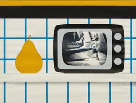 TV Still Life (from 11 Pop Artist