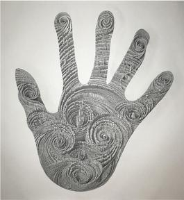 Untitled (Big Hand)