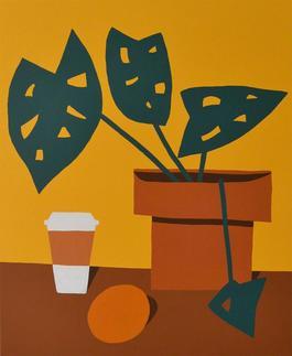 Coffee, Grapefruit and Mona