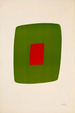 Green with Red