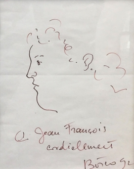 Profile de Jeune Homme