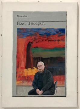 Obituary: Howard Hodgkin