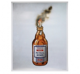 Tesco Value Petrol Bomb - 2011