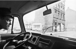Chris Driving, Rosenthalerstr. 1993