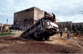 Tacheles Bus