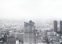 Bangkok Ghost Tower