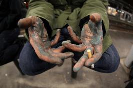 Dirty Hands #5