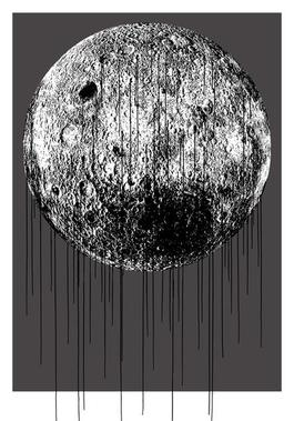Far Side of the Moon (Grey Edition)