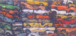 Untitled I (Cars)