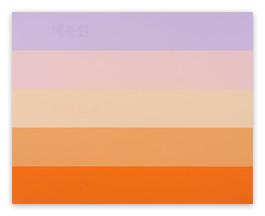 Emotional color chart 01-spring